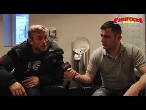 Alexander Gustafsson: UFC on FUEL TV 9