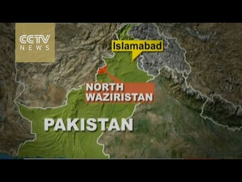 US drone strike in Pakistan, kills 6 people