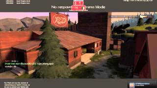 [ Team Fortress 2 ] - TV UÇUYO LAN ?!?!