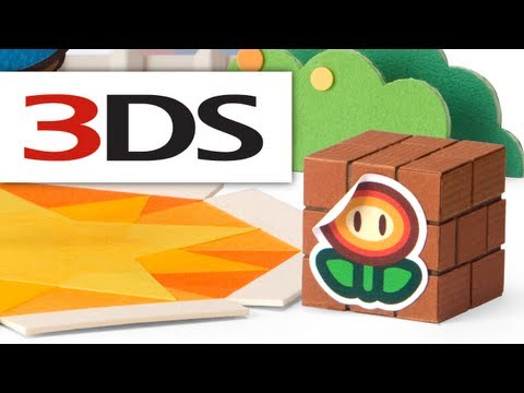 0 3DS News at Nintendos Software Showcase   E3 2012
