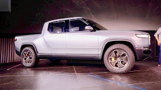 Rivian R1T Truck: Everything you need to know