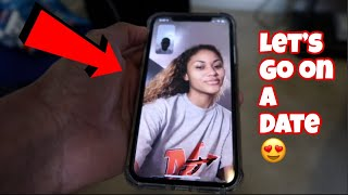 I ASKED MY EX ON A DATE (She Said This..) ❤️