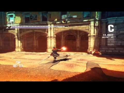 DmC: Devil May Cry Combo