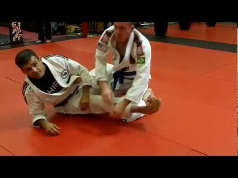 Jiu Jitsu Techniques - 3 Options for Arm Triangle / Darce Choke Image 1