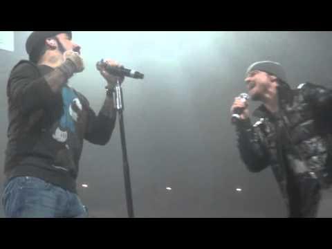 Backstreet Boys - Back to your heart @ Soundcheck NKOTBSB Concert Sportpaleis Antwerpen 2-5-2012