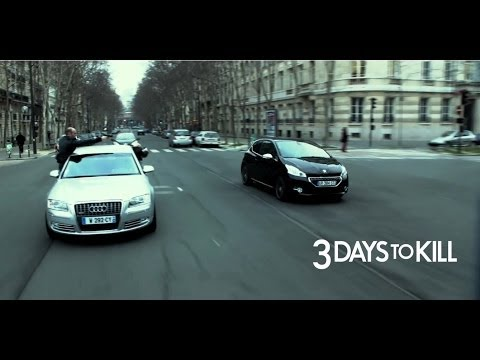 3 Days to Kill - Scena in italiano