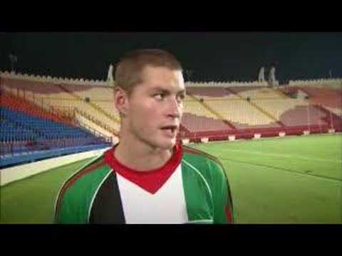 Palestine World Cup qualifying - 22 Oct 07
