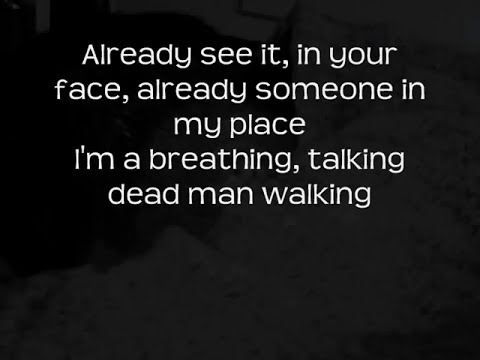 The Script - Dead Man Walking with Lyrics