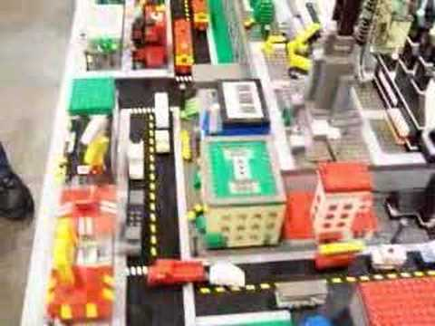 Micro Train Layout Video