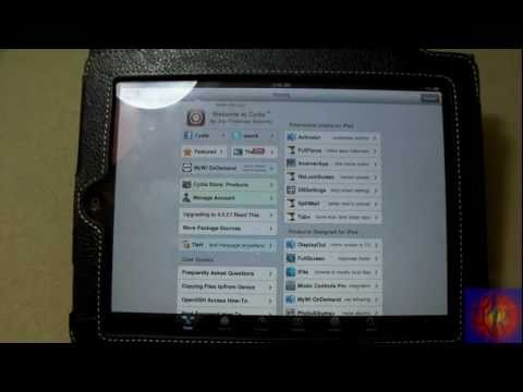 How To Jailbreak iPAD 2 5.0.1 and ANY iDevice iOS 4.3.3 JAILBREAKME.COM