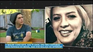 """Filho de Nalva Aguiar fala sobre sumiço da cantora: """"Foi uma estratégia"""""""