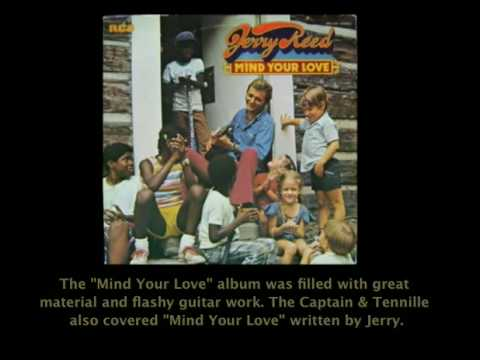 Jerry Reed Discography