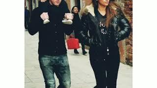 Messi and Antonella ❤