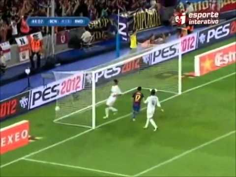 Barcelona X Real Madrid Supercopa 2011 final