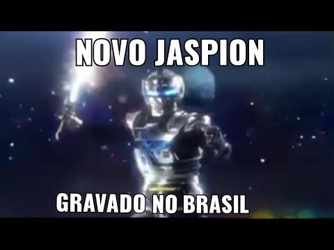 Jaspion Sera Gravado no Brasil, vídeo de Rafael Segnini