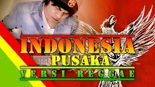 Lagu Indonesia Pusaka Gitar Cover Versi Reggae By Mr. Jom