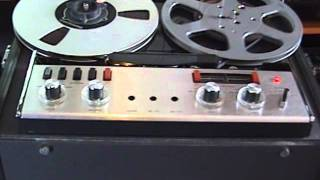 Revox A77 MK-II 2T with Speakers