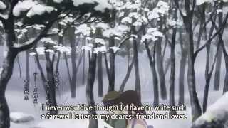 Shinsekai Yori sad moment