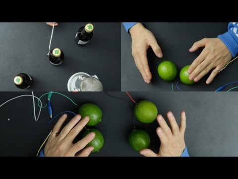 DJ Ravine make a beat with Limes and Bottles #kjbadsweater