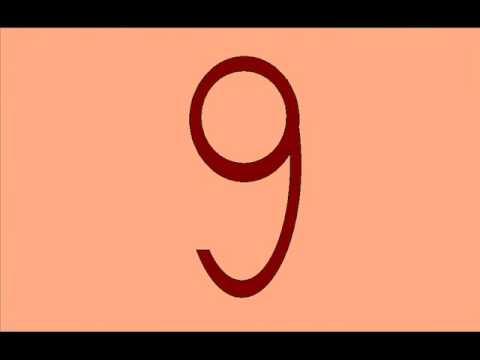 Lumea cifrelor - Invatam sa numaram de la 1 la 10