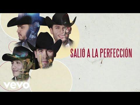 Calibre 50 - Salió A La Perfección (Lyric Video)