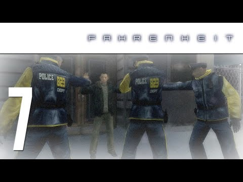 Indigo Prophecy Part 7 of 11 Fahrenheit Walkthrough