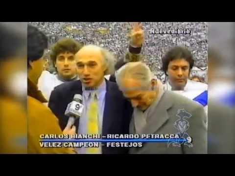 Velez Campeon Clausura 1993 | Nueve Diario