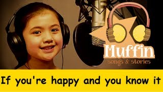 If You Are Happy and you know it | Family Sing Along - Muffin Songs