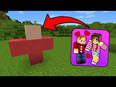 КАК СКРАФТИТЬ ДЕВУШКА в Майнкрафт! Нуб против Троллинг Мультик Minecraft Игра Подсмотрел для детей