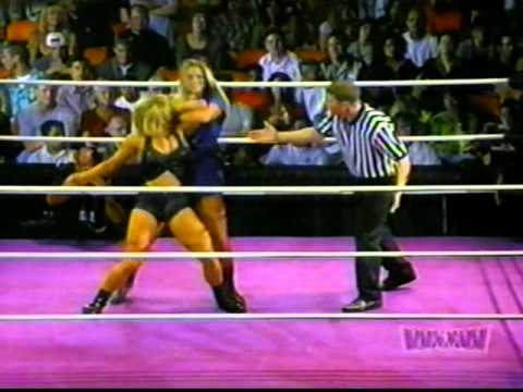 Women Of Wrestling - Episode 3: Part 1 - The Phantom Vs Wendi Wheels video
