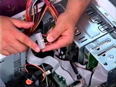 build pc-Part# 4 Computer repair A+ Certification class - South San Francisco Adult Education