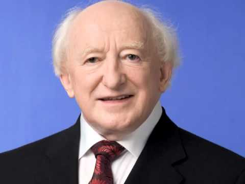 Michael D. Higgins vs. Michael Graham