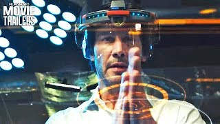 REPLICAS Trailer NEW (2018) - Keanu Reeves Sci-Fi Android Movie