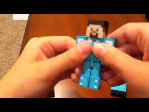 Minecraft Armor Toys Minecraft Diamond Armor Steve