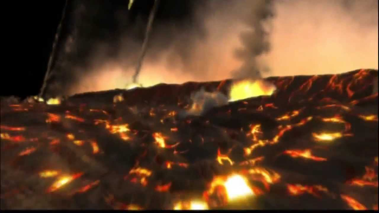 Asteroid Hitting Asteroid Hitting Earth Video
