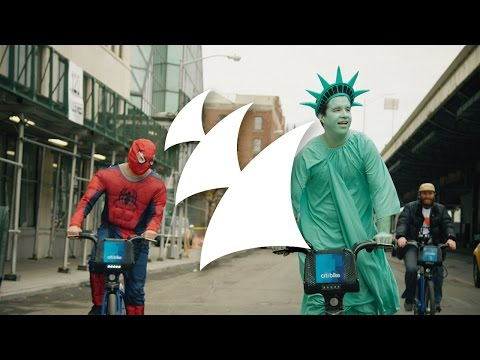 John Dahlbäck feat. Luke McMaster - New York City (Official Music Video)