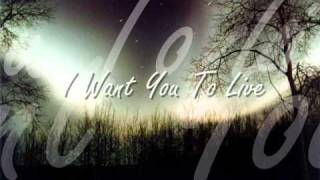 Watch George Canyon I Want You To Live video