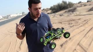 RC 4WD Desert Buggy Feiyue Desert  Review