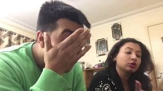 ਘੱਟ ਤਨਖਾਹ | Punjabi Funny Video | Latest Sammy Naz | Husband Wife Vines