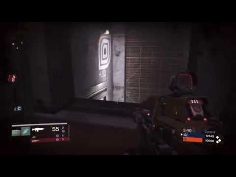 Destiny Crucible Match a Light In The Dark Exotic Bounty video