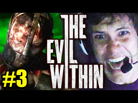 EVIL WITHIN - EVERYONE IS DEAD!! #3