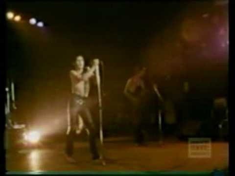 The Passenger - Iggy Pop and The Stooges 70's Video