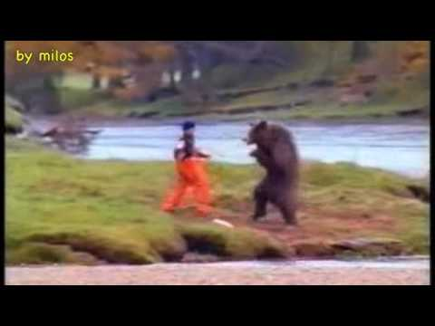 Borba sa medvedom [john west]