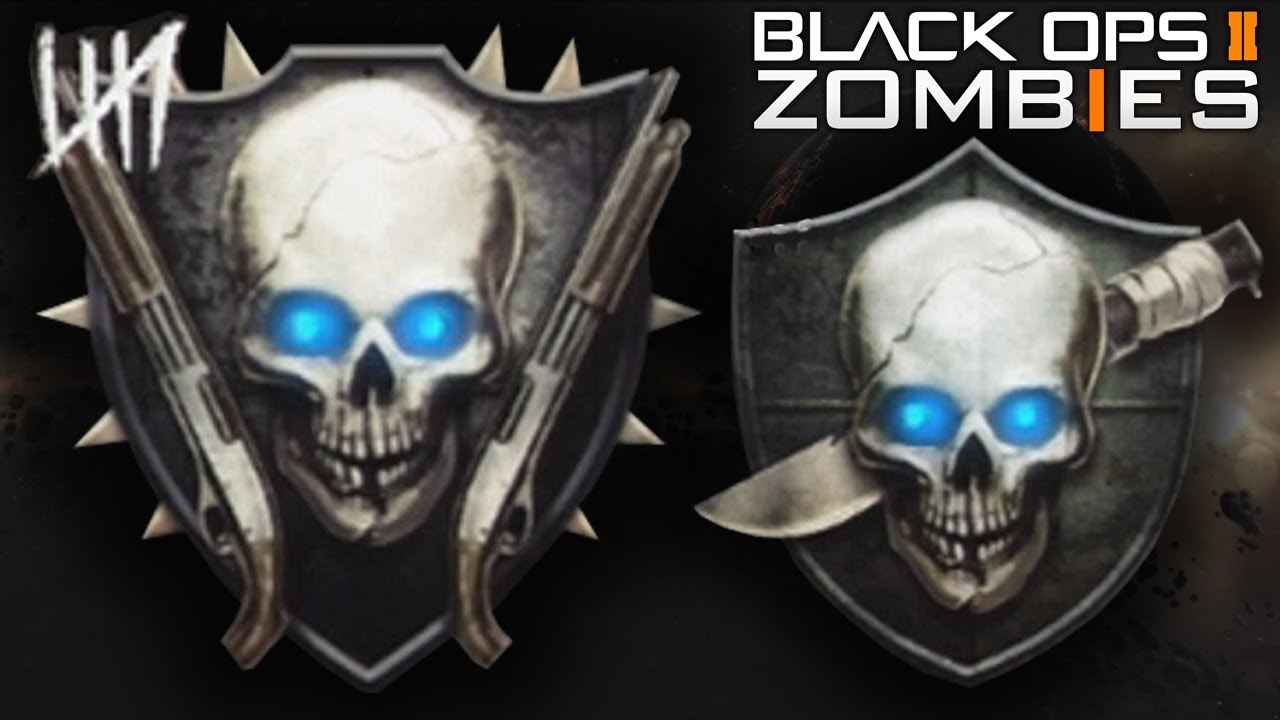 Black Ops 2 Skull Logo Black Ops 2 Zombies | Ranking