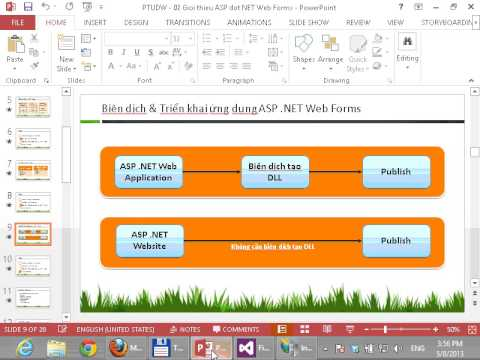 Phát triển ứng dụng Web-Bài 02: ASP NET Web Form