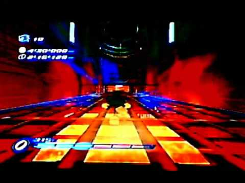 Sonic Unleashed (PS2) - Eggmanland (Day) S-Rank