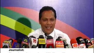 We have 105 votes for the new government - Dayasiri