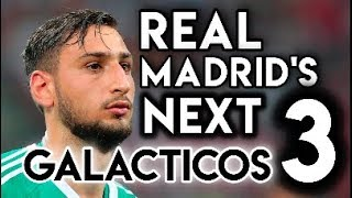 Real Madrid's Next 3 GALACTICOS - According to Football Manager 2018