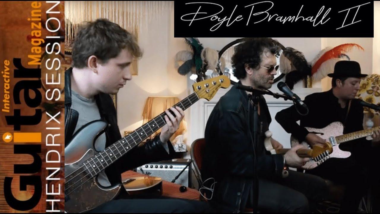 """Doyle Bramhall II - Jimi Hendrixカバー""""Angel""""など2曲のライブセッションとインタビュー映像を公開 thm Music info Clip"""