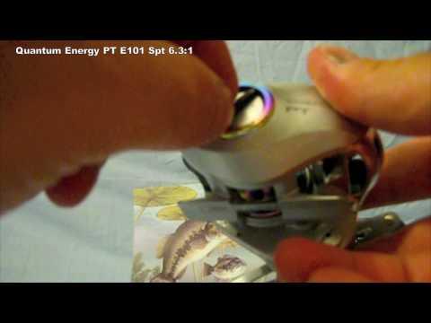 Quantum Energy PT E101 Spt Baitcast Reel UnBoxing (TeamRippnLipz1)